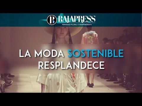 La moda sostenible resplandece