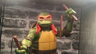Turtle Tips Neca Michelangelo