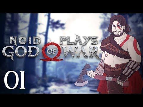 Noid Plays God of War (2018) | Part 1