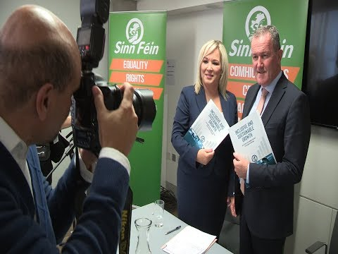 All Ireland economic opportunities highlighted in Sinn Féin policy document