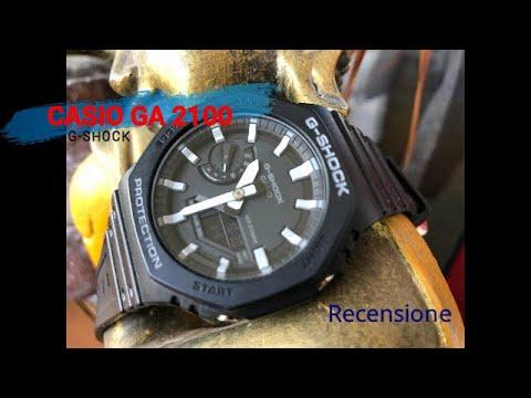 Casio GA 2100 G-Shock. Eccellente Orologio!!