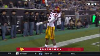 USC Football: USC 38, Colorado 24 - Highlights (11/11/17)