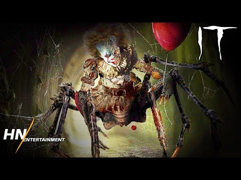 Pennywise's True Form and Book Differences Explained   IT Chapter 2