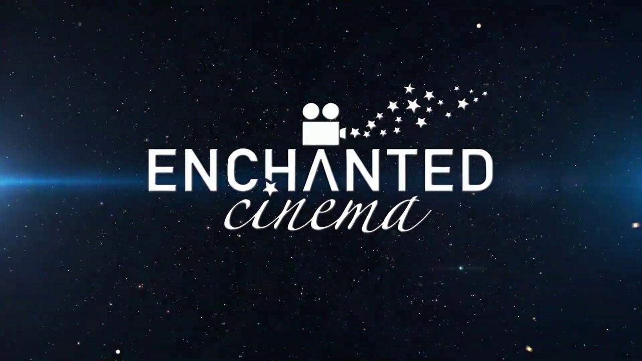 Outdoor Cinema • Experience the Magic • Enchanted Cinema