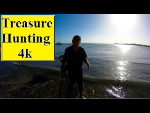 How To Locate Treasure Hunting Hot Spots: 4k Video.