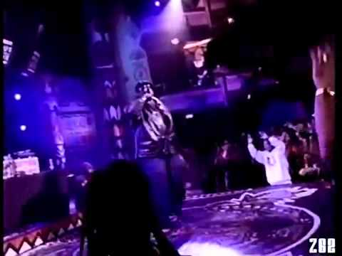 Notorious B.I.G - Big Poppa/Unbelievable [Live on the Apollo Comedy Hour] (1995)