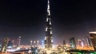 Ragi-Burj Khalifa Dubai Sunset (Bar Oriental Buddha Mix)