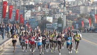 Vodafone 40. İstanbul Maratonu 2018 (Vodafone 40th Istanbul Marathon 2018)