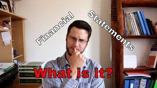 What are Financial Statements? - South Africa 2018