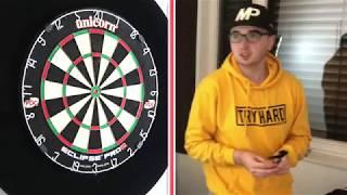Mein ERSTES Darts-Video !! (Geheimes Hobby)
