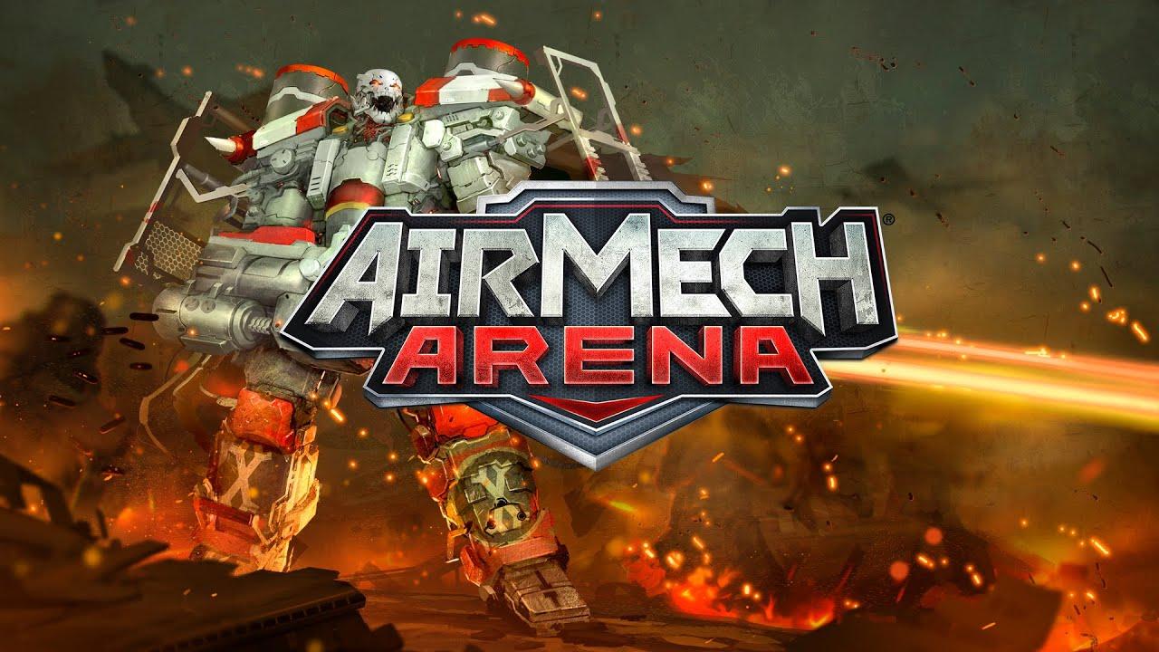 Airmech arena matchmaking
