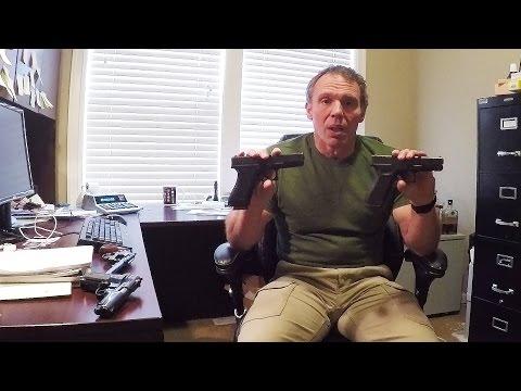 Police Pistols: 9 mm vs. .40 S&W