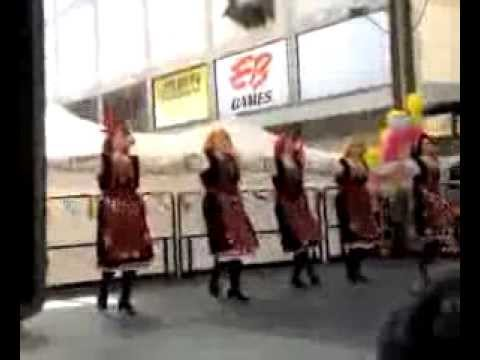 FESTIVAL 2013 ,Adelaide,Greek dance performance