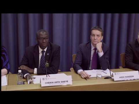 IMFi visiidi pressikohtumine
