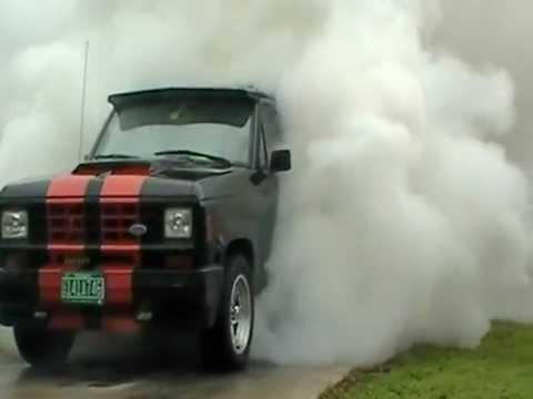 v8 ford ranger