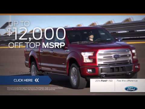 2014 Ford F 150 Financing Offer Rob Sight Ford October SP