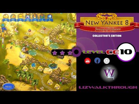 New Yankee 8 - Level 10 CE Bonus Walkthrough (Journey of Odysseus) |