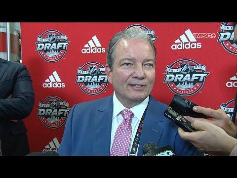 Thumbnail: Shero: Hischier Was the Best Fit For the Devils