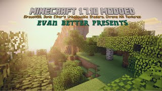 Minecraft 1.7.10 - Direwolf20 Mod Pack - Sonic Either's Shader Pack - Modded Let's Play # 1