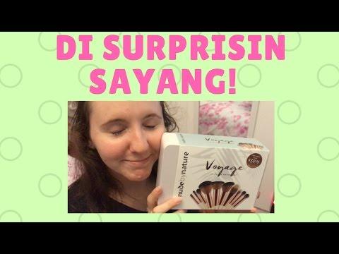 VLOG #10! Di Surprisin Sayang! (Bahasa Indonesia)