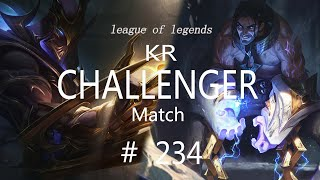 Korea Challenger Match #234/LO…