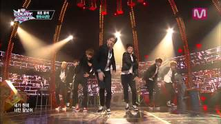 [3.49 MB] 방탄소년단 상남자 (Boy In Luv by BTS of M COUNTDOWN 2014.2.13)