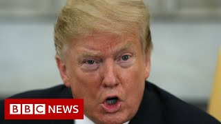 Trump impeachment trial starts – BBC News