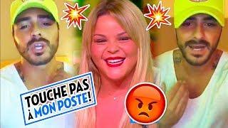 Benjamin ÉNERVÉ CLASH Touche Pas A Mon Poste ! (LMvsLRDM3)