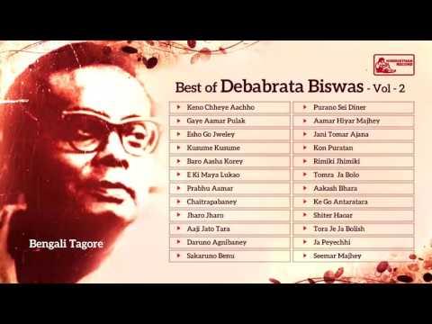 best-of-debabrata-biswas-vol-2-|-rabindra-sangeet-|-keno-chheye-aachho