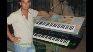 Piyanist Kara Ferdi - Köçek Potpori 2-18 Dak. Part-2