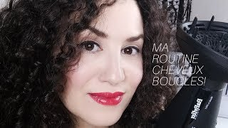 MA ROUTINE CHEVEUX BOUCLES : TEST GAMME PS CURL PRIMARK À 3 EUROS!!!