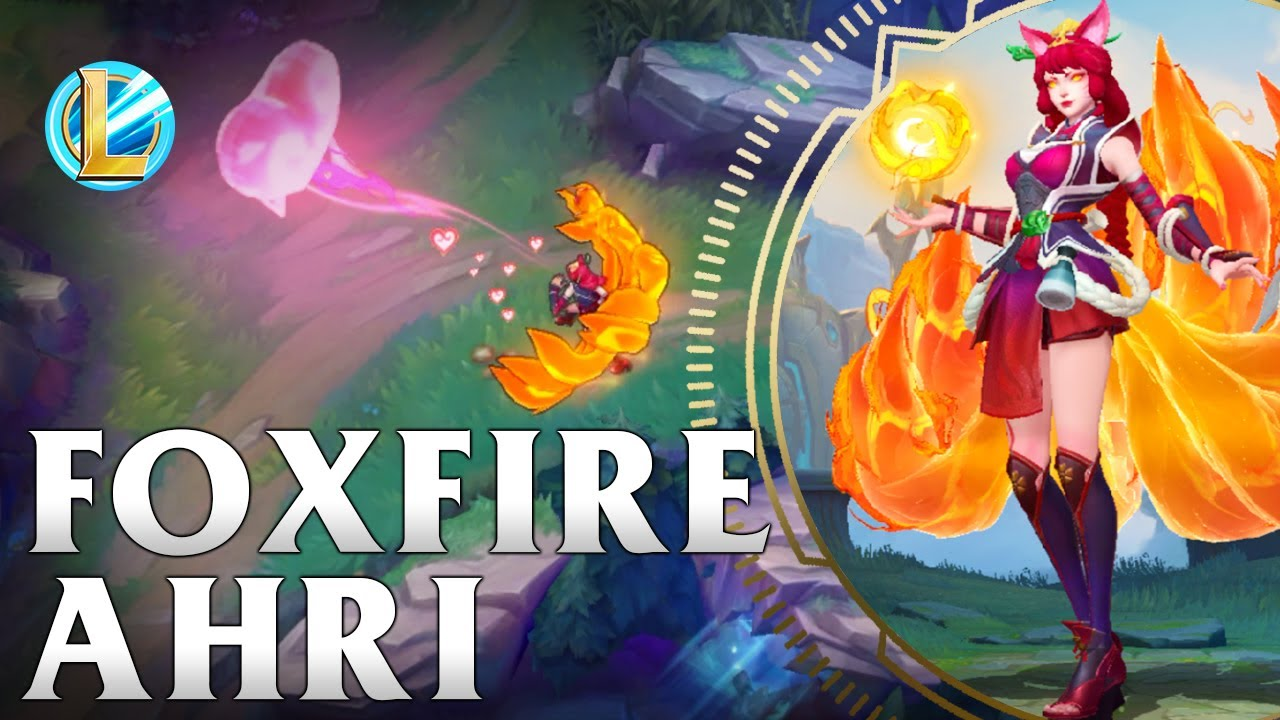 Firefox Ahri Skin Spotlight