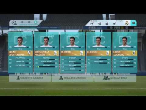 Modo carrera Olympique Lyon \ Modo carrera jugador #8