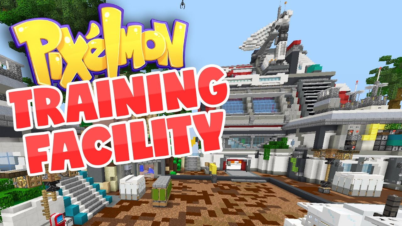How to Access the NEW EV Training Center! | Pixelmon Mod | Pokecentral  Network