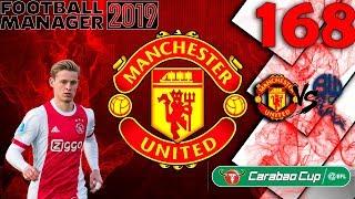 Football Manager 2019 #168   Rotamos en la Carabao Cup con ciertos jugadores que deben reivindicarse