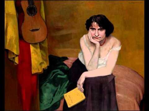 Germaine Tailleferre: La Rue Chagrin (1955)