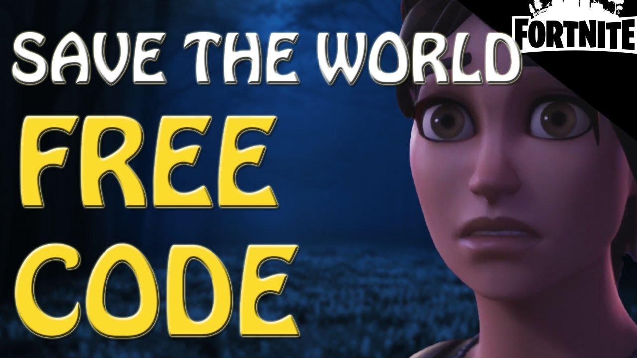 😱 Fortnite save the world free code list | 'Fortnite' Creator Codes