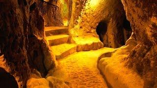 Underground Ancient City Found Below House in Anatolia Turkey