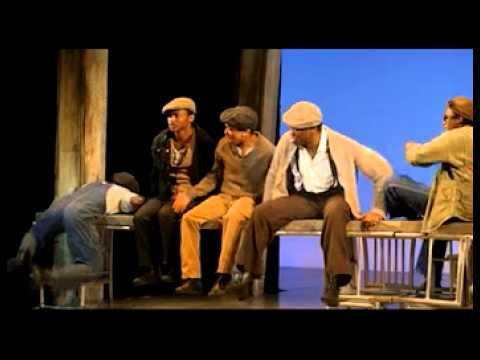 The Scottsboro Boys - Garrick Theatre