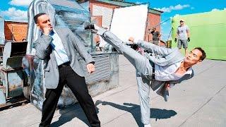 """Александр Невский о своем новом фильме """"Максимальный удар"""""""