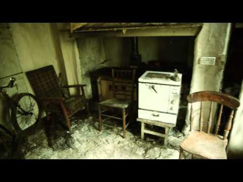 Abandoned Cottage Reveals Old Furniture, Forgotten Memories