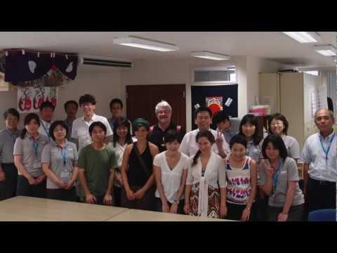 Learning Journey in Tohoku