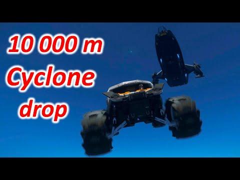 3.13.1 10000m Cyclone