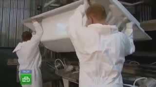 видео Чугунные ванны в Москве с доставкой