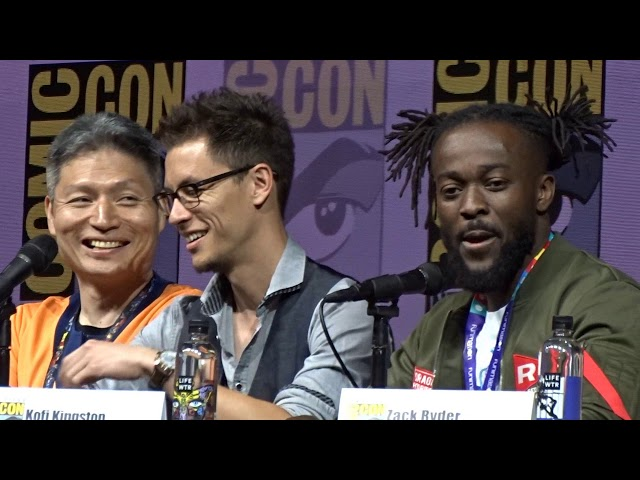 Dragon Ball Super: Broly - Full Panel SDCC - Majestic Entertainment News Coverage
