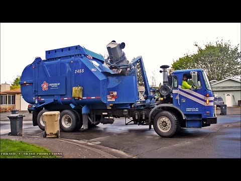 Thumbnail: Garbage Trucks: On Route, In Action!