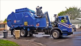 garbage trucks for children