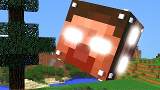Minecraft - PIRAMIDE DE LUCKY BLOCK DO HEROBRINE - MINI GAME PVP!