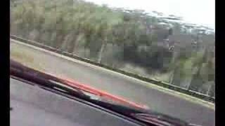 Celica GT4 on Artic Circle Raceway