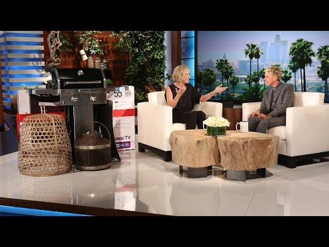 Ellen's Favorite Funny Ladies: Kristen Wiig - YouTube